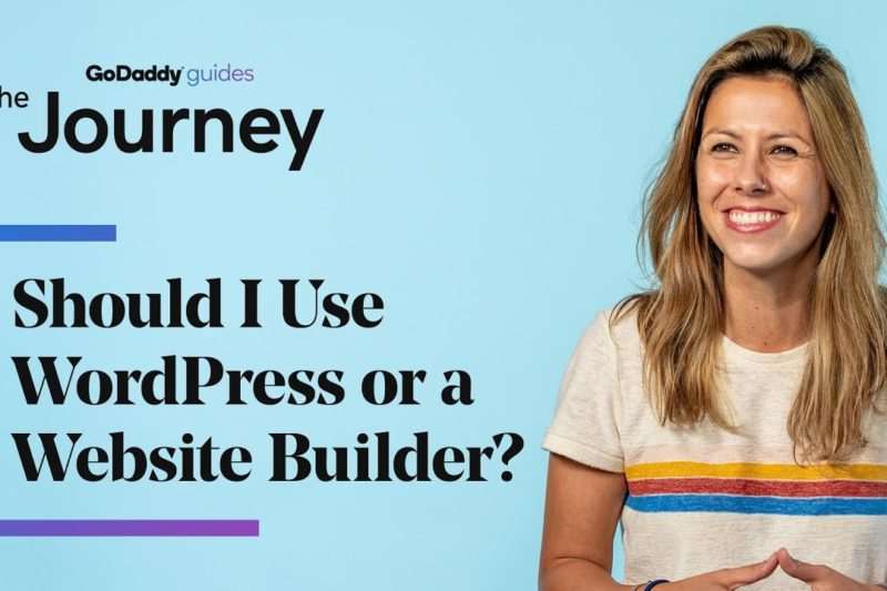 What type of website should I have for my business1