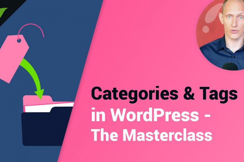 How to Use Categories & Tags in WordPress